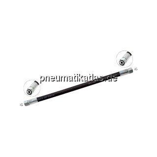 Hydraulikschlauch 2 SN, DKO / DKO 15 L (M 22 x 1,5), 500mm
