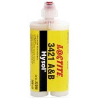 Loctite 3421 2 K Epoxid-Klebstoff, 200 ml Doppelkartusche Epoxidharz 2K Kleber