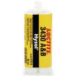 Loctite 3430 2 K Epoxid-Klebstoff, 50 ml Doppelkartusche Epoxidharz 2K Kleber
