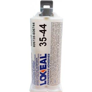Loxeal 35.44 2-Komponenten Klebstoff, 50 ml Doppelkartusche Epoxidherz Kleber