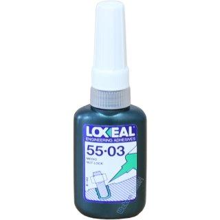 Loxeal 55.03 Anaerobe Schraubensicherung 10 ml mittelfest Sicherung bis M36