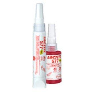 """Loctite 577 Anaerobe Gewindedichtung 250 ml, mittelfest Dichtung bis Gewindegröße 3"""""""