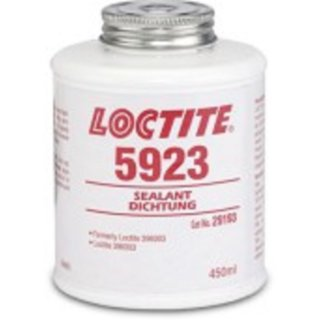 Loctite 5923 Anaerobe Flächendichtung 117 ml Dose Spaltbreite max 0,1 mm Dauerelastisch