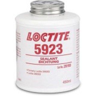 Loctite 5923 Anaerobe Flächendichtung 450 ml Dose Spaltbreite max 0,1 mm Dauerelastisch
