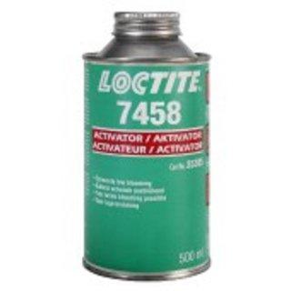 Loctite 7458 Aktivator, 500 ml Dose Optimierung der Klebefestigkeit