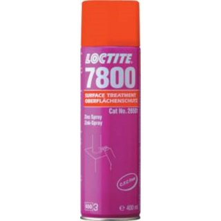 Loctite 7800 Zinkspray, 400 ml Spraydose dauerhafter Korrosionsschutz