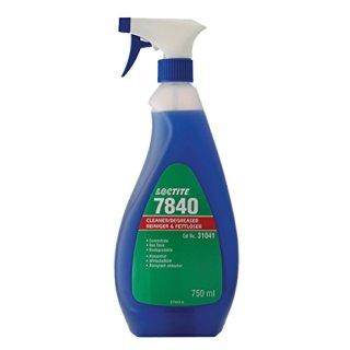 Loctite 7840 Universalreiniger, 750 ml Sprühflasche (DIN 38) ungiftig lösungsmittelfrei Reiniger biologisch abbaubar