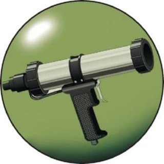 Loctite 97001 Handdosierpistole für 250 ml Flasche Dosierpistole