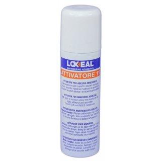 Loxeal Aktivator 11 200 ml Spraydose beschleunigt Aushärtung bei Sekundenkleber