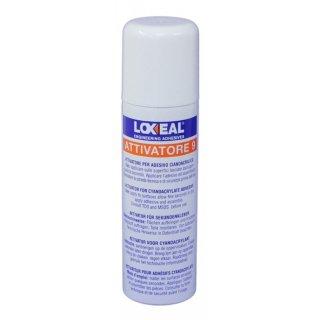 Loxeal Aktivator 9 200 ml Spraydose beschleunigt Aushärtung bei Sekundenkleber