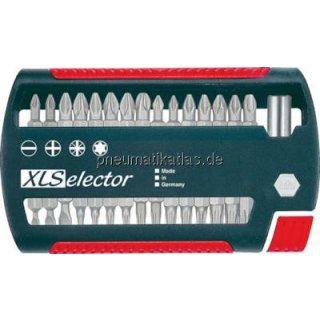 Bitsortiment, 31tlg., XLSelector