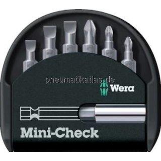 Bitsortiment, 7tlg. MiniCheck