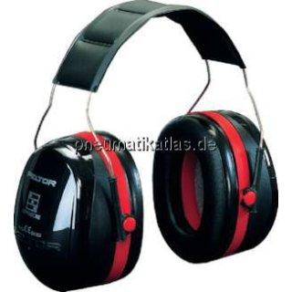 Gehörschutzkapsel, 3M Peltor- OPTIME III, für längere Anwend