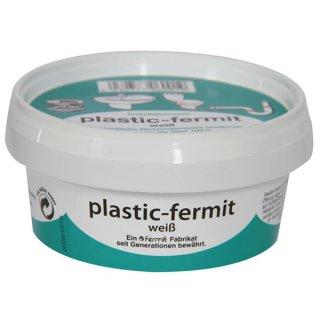 """Original """"plastic-fermit"""" Dichtungsmasse, 250g Dose Temperaturbeständig +100°C"""