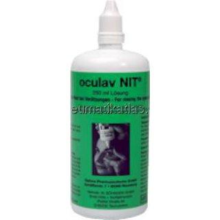 Augenspülung, 250 ml Sterillösung in Druckspülflasc